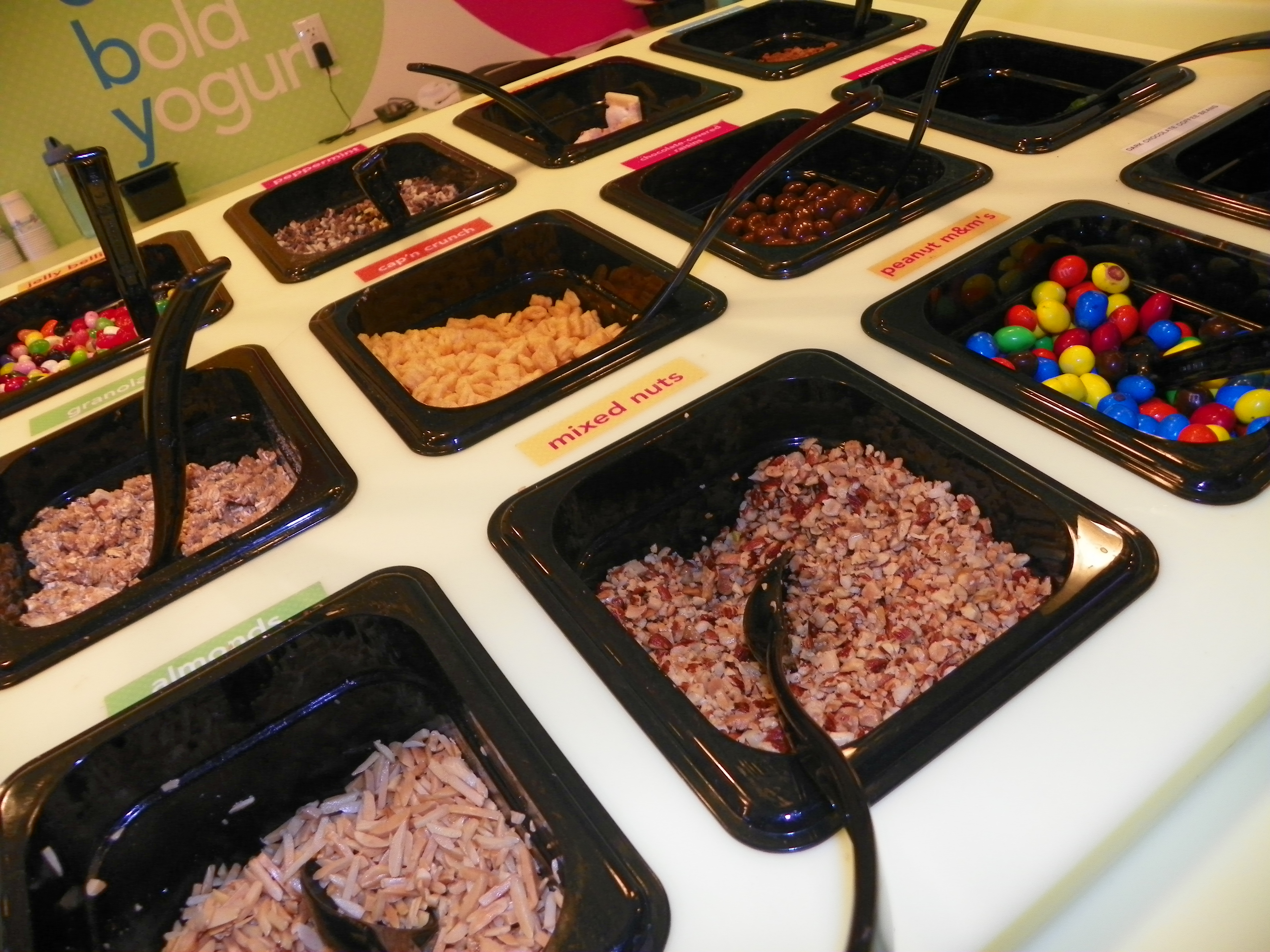 Tcby Of Grenwood Village Wineglasslipper A Day In The Life