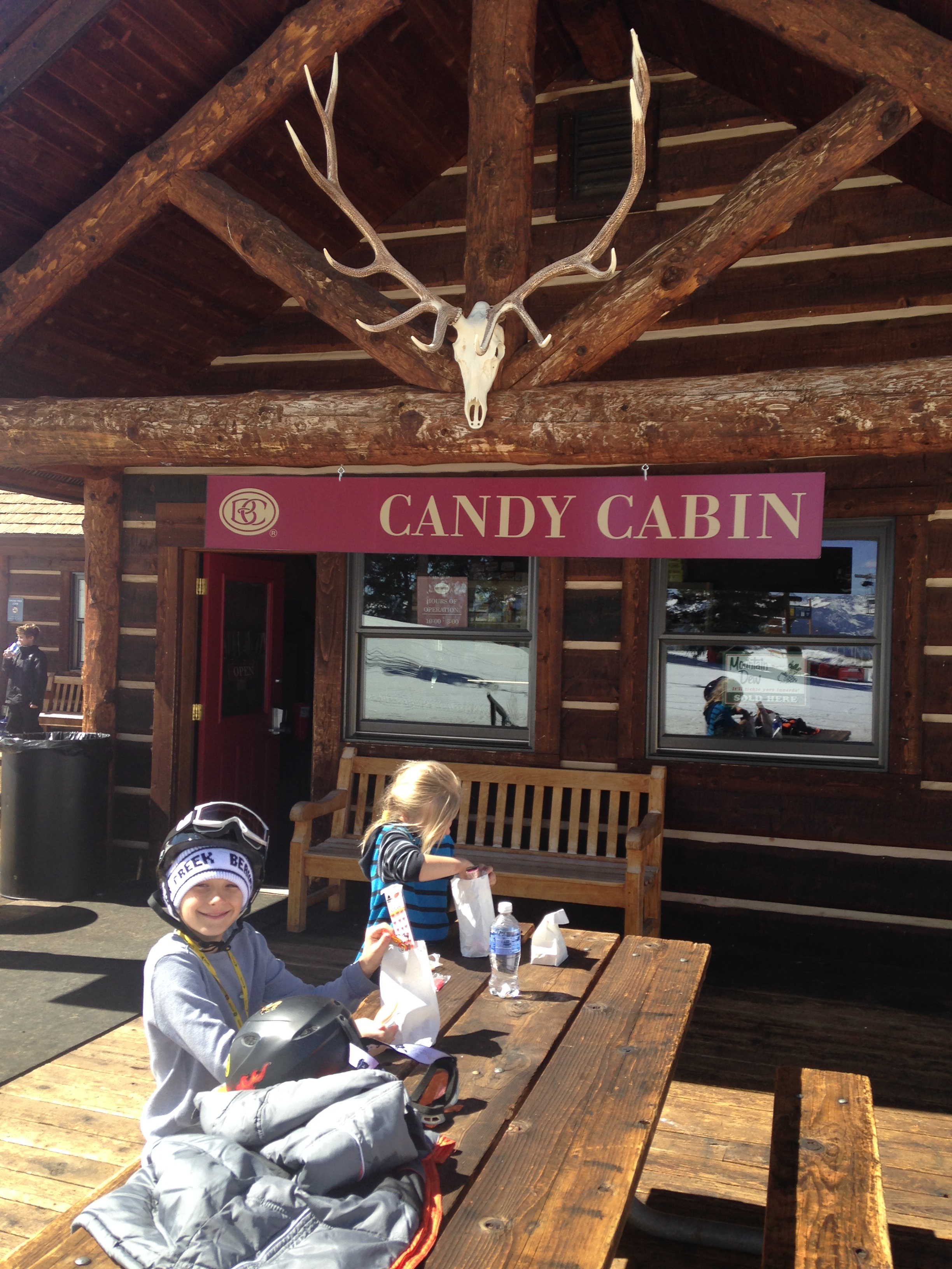 Candy Cabin, Beaver Creek