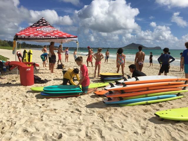 Lifeguard Camp Hawaii